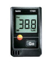 Гигрометр Testo 174 H комплект — Мини-логгер данных температуры и влажности