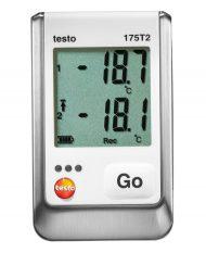 testo 175 T2 — 2-х канальный логгер данных температуры
