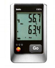 testo 176 T4 — 4-х канальный логгер данных температуры