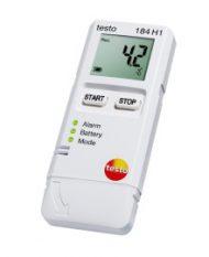 Гигрометр Testo 184 H1 — Логгер данных температуры и влажности