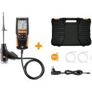 Testo 310 — Анализатор дымовых газов (0563 3100)