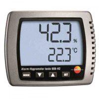 testo 608-H2 - Термогигрометр с функцией сигнализации