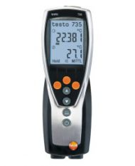 testo 735-2 — 3-канальный термометр