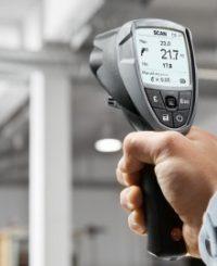 Пирометр Testo 835 T1 - инфракрасный термометр