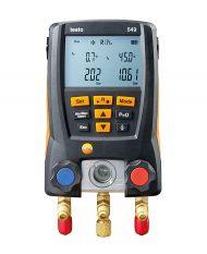 testo 549 — Базовый цифровой манометрический коллектор (0560 0550)