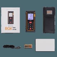 Лазерная рулетка RGK D100