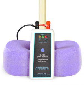 Электролитический дефектоскоп (дефектоскоп покрытий) NOVOTEST ЭД-3Д