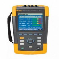 Анализатор качества электроэнергии Fluke 438 II/BASIC