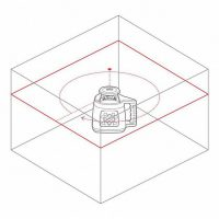 Лазерный нивелир RGK SP310