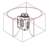 Лазерный нивелир RGK LP-52