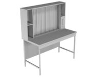 Стол для титрования НВ-1400 ТК (1400*700*1650)