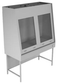 Вытяжной шкаф двухрамный НВ-1800 ШВд-М (1800*700*1960)